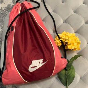 FREE W/PURCHASE Nike Drawstring Backpack